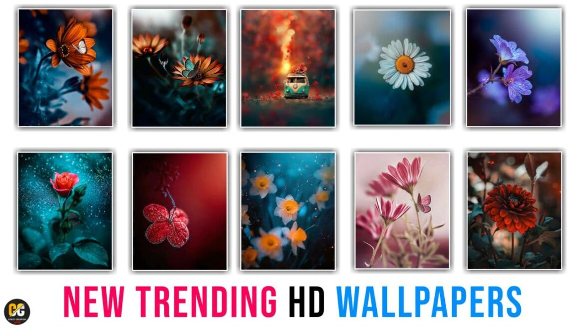New Trending HD Wallpapers Collection